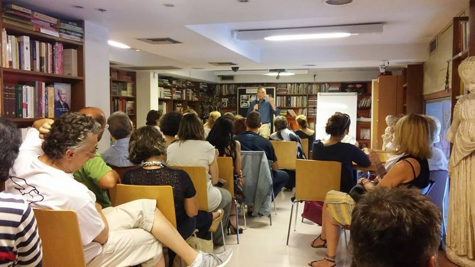 Διαλέξεις 2017-2018 - Γιώργος Χαραλαμπίδης