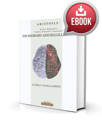 Aristotle, On memory and recollection - George Charalampidis