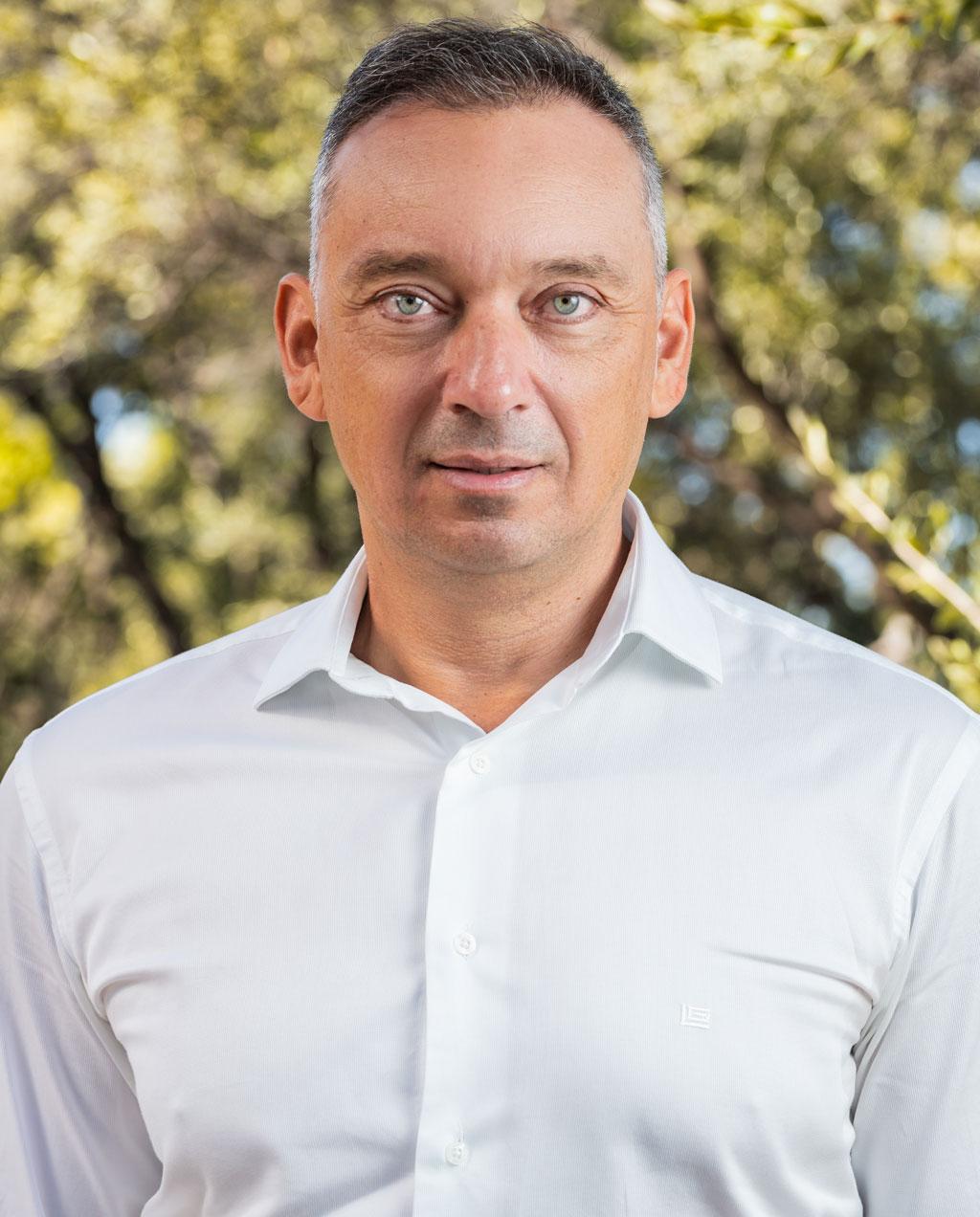 Χαιρετισμός - Γιώργος Χαραλαμπίδης